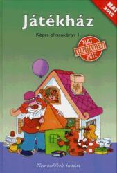 Játékház - Képes olvasókönyv 1 (ISBN: 9789631975239)