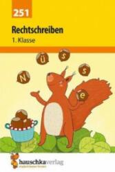 Rechtschreiben 1. Klasse - Andrea Guckel, Mascha Greune (2013)
