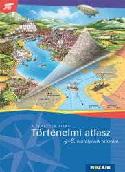 CR-0042 - KÉPES TÖRTÉNELMI ATLASZ - CR-0042 (ISBN: 9789632625553)