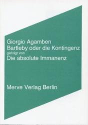 Bartleby oder die Kontingenz (2010)