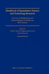 Handbook of Quantitative Science and Technology Research - H. F. Moed, W. Glänzel, U. Schmoch (2011)