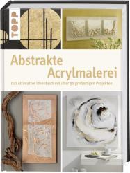 Abstrakte Acrylmalerei (2013)