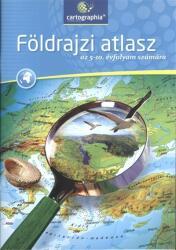 Földrajzi atlasz az 5-10. évfolyam számára (ISBN: 9789632625430)