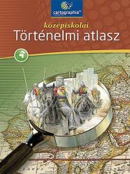 Középiskolai történelmi atlasz (ISBN: 9789632625577)
