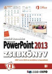 PowerPoint 2013 zsebkönyv (2013)