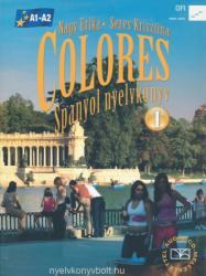 Colores 1. Spanyol nyelvkönyv CD melléklettel (ISBN: 9789631975130)