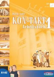 Kon-takt 1 Arbeitsbuch (ISBN: 9789631975567)