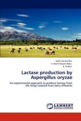 Lactase production by Aspergillus oryzae - Golla Narasimha, S David Shyam Babu, A Sridevi (2012)
