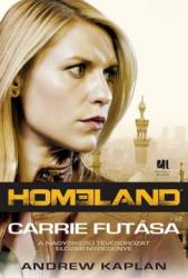 Homeland - Carrie futása (ISBN: 9786155373220)