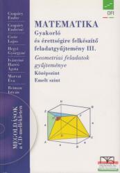 Matematika - Gyakorló és érettségire felkészítő feladatgyűjtemény III. (ISBN: 9789631976113)