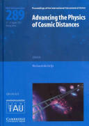 Advancing the Physics of Cosmic Distances (2013)