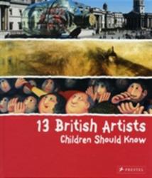 13 British Artists Children Should Know (2011)