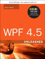 WPF 4.5 Unleashed (ISBN: 9780672336973)