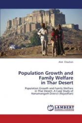 Population Growth and Family Welfare in Thar Desert - Alok Chauhan (2013)