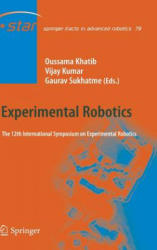 Experimental Robotics - The 12th International Symposium on Experimental Robotics (2013)