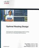 Optimal Routing Design (paperback) - Russ White, Alvaro Retana, Don Slice (2004)
