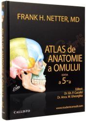 Atlas De Anatomie A Omului Ed. 5 - Frank H. Netter (2013)