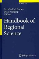 Handbook of Regional Science (2013)