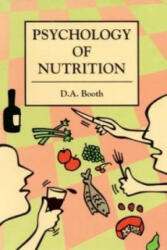 Psychology of Nutrition - David Booth (1994)