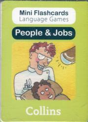 Mini Flash Cards Language Games: People & Jobs (ISBN: 9780007522460)