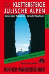 Rother Klettersteigführer Julische Alpen - Alois Goller (2013)