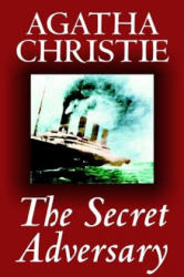 The Secret Adversary by Agatha Christie, Fiction, Mystery & Detective (2011)