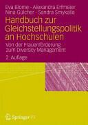 Handbuch Zur Gleichstellungspolitik an Hochschulen (2013)