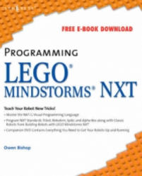 Programming Lego Mindstorms NXT - Owen Bishop (ISBN: 9781597492782)