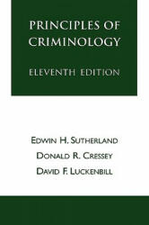 Principles of Criminology (1992)