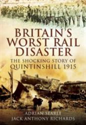Quintinshill Conspiracy - The Shocking True Story Behind Britain's Worst Rail Disaster (2013)