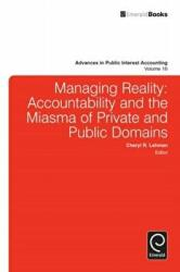 Managing Reality - Accountability and the Miasma of Private and Public Domains (2013)