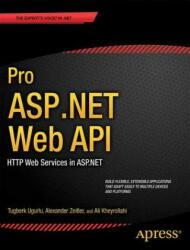 Pro ASP. NET Web API - Ali Ugurlu (2013)
