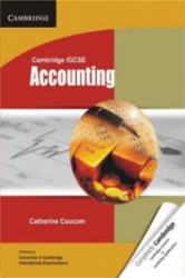 Cambridge IGCSE Accounting Student's Book - Catherine Coucom (2012)