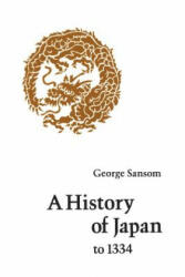 A History of Japan to 1334 (ISBN: 9780804705233)