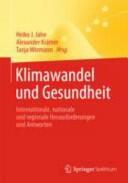 Klimawandel Und Gesundheit (2014)