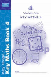 Key Maths 4 - Andrew Parker (2000)