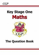 KS1 Maths Question Book - CGP Books (1999)