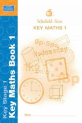 Key Maths 1 - Andrew Parker (1997)