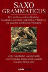 Saxo Grammaticus - axo Grammaticus, Hans-Jürgen Hube (2013)