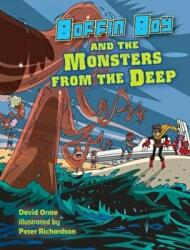 Boffin Boy and the Monsters from the Deep - Set 3 (2007)