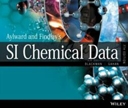 Aylward and Findlay's SI Chemical Data (2013)