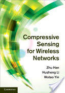 Compressive Sensing for Wireless Networks (2013)