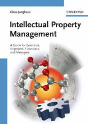 Intellectual Property Management - Claas Junghans, Adam Levy, Rolf Sander (ISBN: 9783527312863)