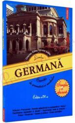 Limba germană. Exerciţii de gramatică şi vocabular (2013)