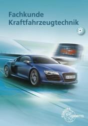 Fachkunde Kraftfahrzeugtechnik (2013)