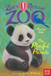 Zoe's Rescue Zoo: The Playful Panda (2013)