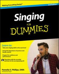 Singing For Dummies (ISBN: 9780470640203)