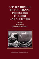 Applications of Digital Signal Processing to Audio and Acoustics (2013)