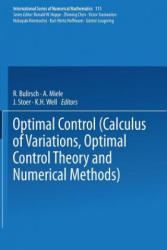 Optimal Control - Calculus of Variations, Optimal Control Theory and Numerical Methods (2013)