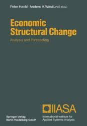 Economic Structural Change - Analysis and Forecasting (2013)